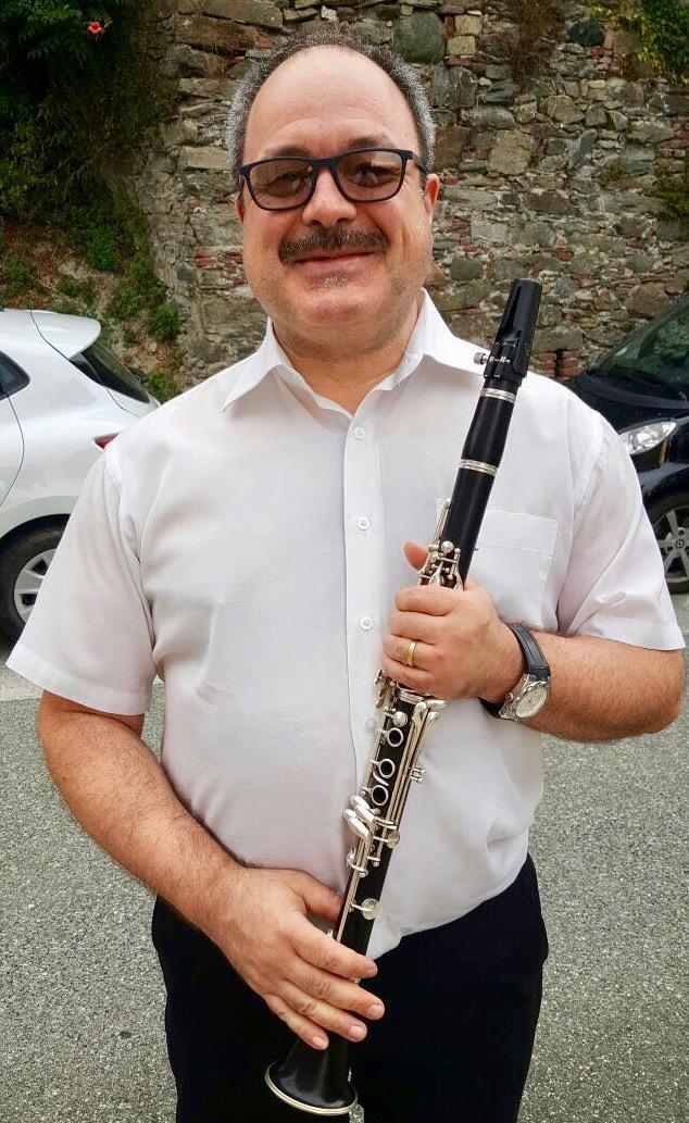 clarinetto sax Massimo Boccalini