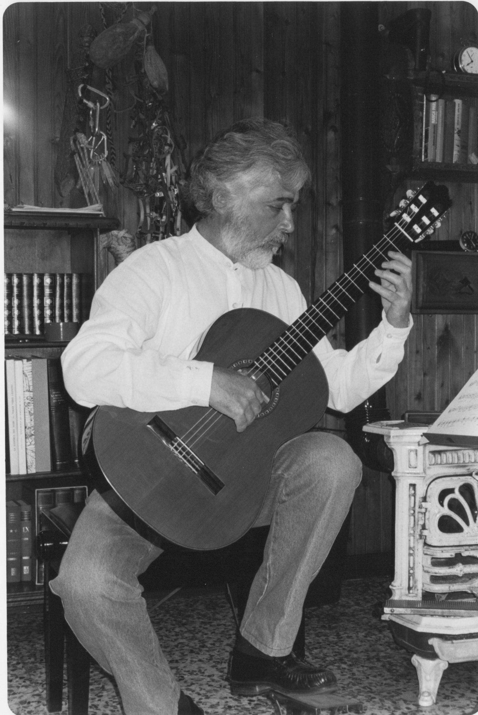 chitarra ivano ponte